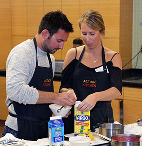 Action Kitchen, Boston Events
